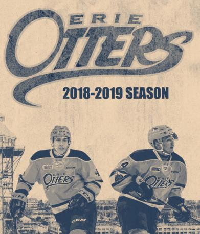 Celebrating 9 Years of Partnership with the Erie Otters!